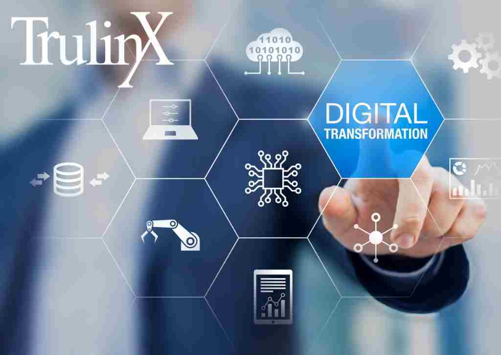 TrulinX Cloud digital transformation