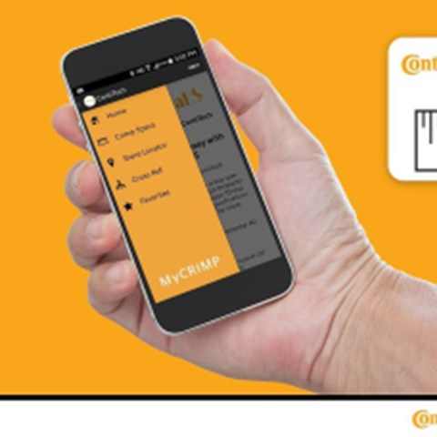 Check out ContiTech's MyCrimp Mobile App