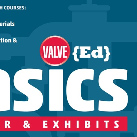 Educate Your Staff at VMA's Valve Basics  Seminar & Exhibits in November
