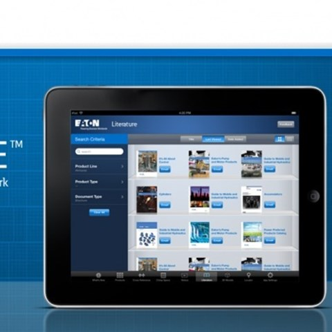 Eaton's Digital Product Catalog Allows Users to Quickly Source Hydraulic Equipment