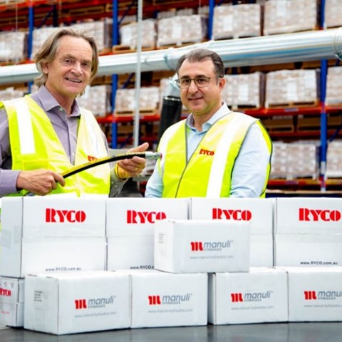 Manuli Rubber and Ryco Hydraulics Merge to Enhance Product Range & Global Supply